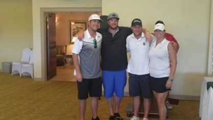 Photo's from the Golf Tournament